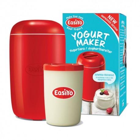 Jogurtovač EasiYo (červený)