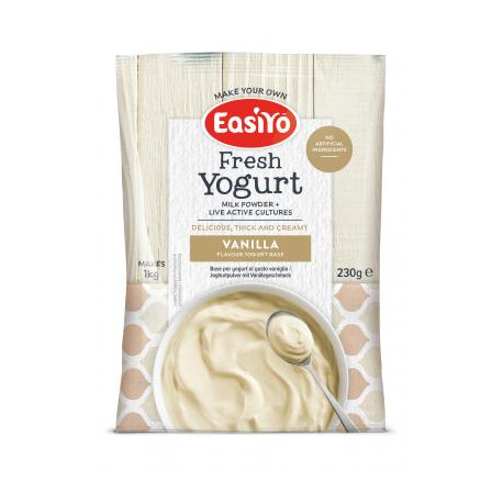 Vanilkový jogurt
