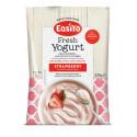 Jahodový jogurt