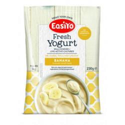 Banánový jogurt
