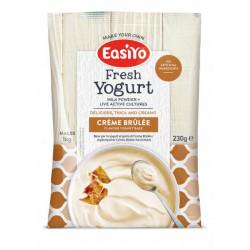 Jogurt krém Brulée