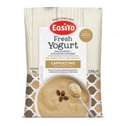Řecký jogurt cappuccino