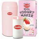 Jogurtovač EasiYo růžový