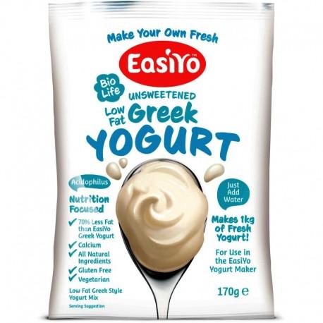 Řecký nízkotučný jogurt