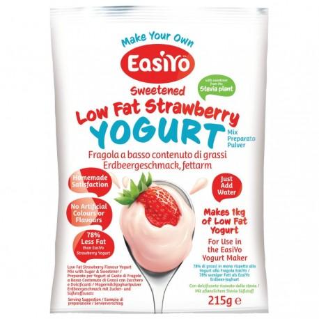 Jahodový jogurt nízkotučný